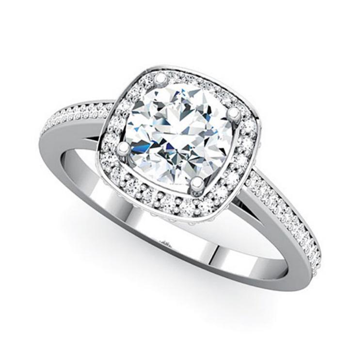 30 Model Cincin Kawin Emas Putih Berlian Titanium Yang