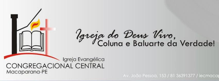 Igreja Evangélica Congregacional Macaparana-PE