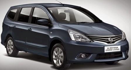 Mobil Nissan Livina