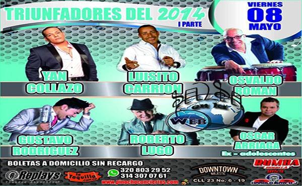 ► Los Triunfadores del 2014
