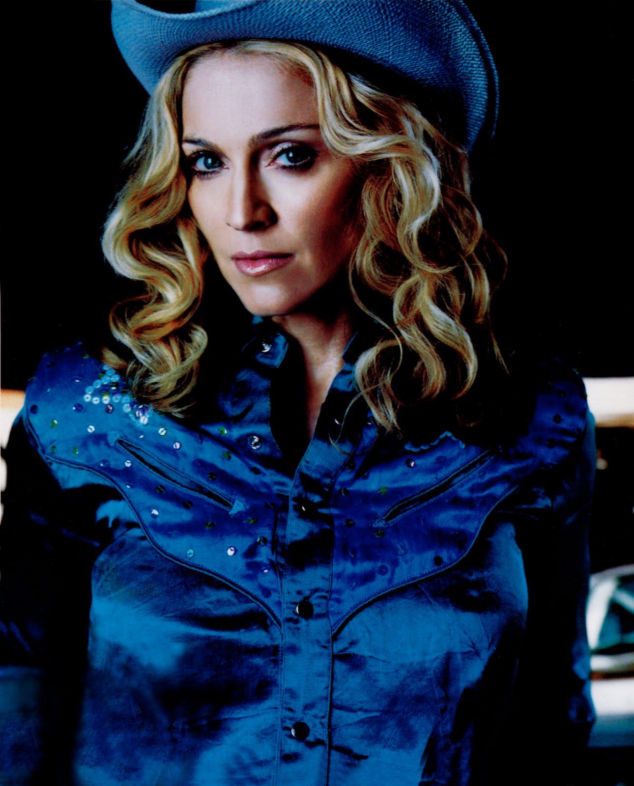 Madonna by Jean-Baptiste Mondino