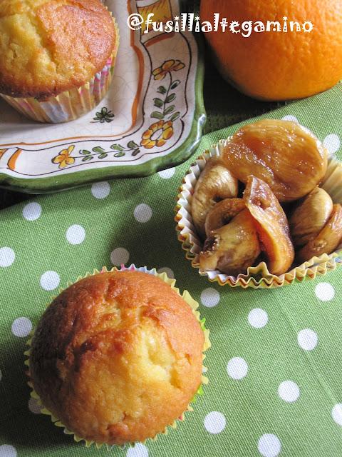 muffin fichi