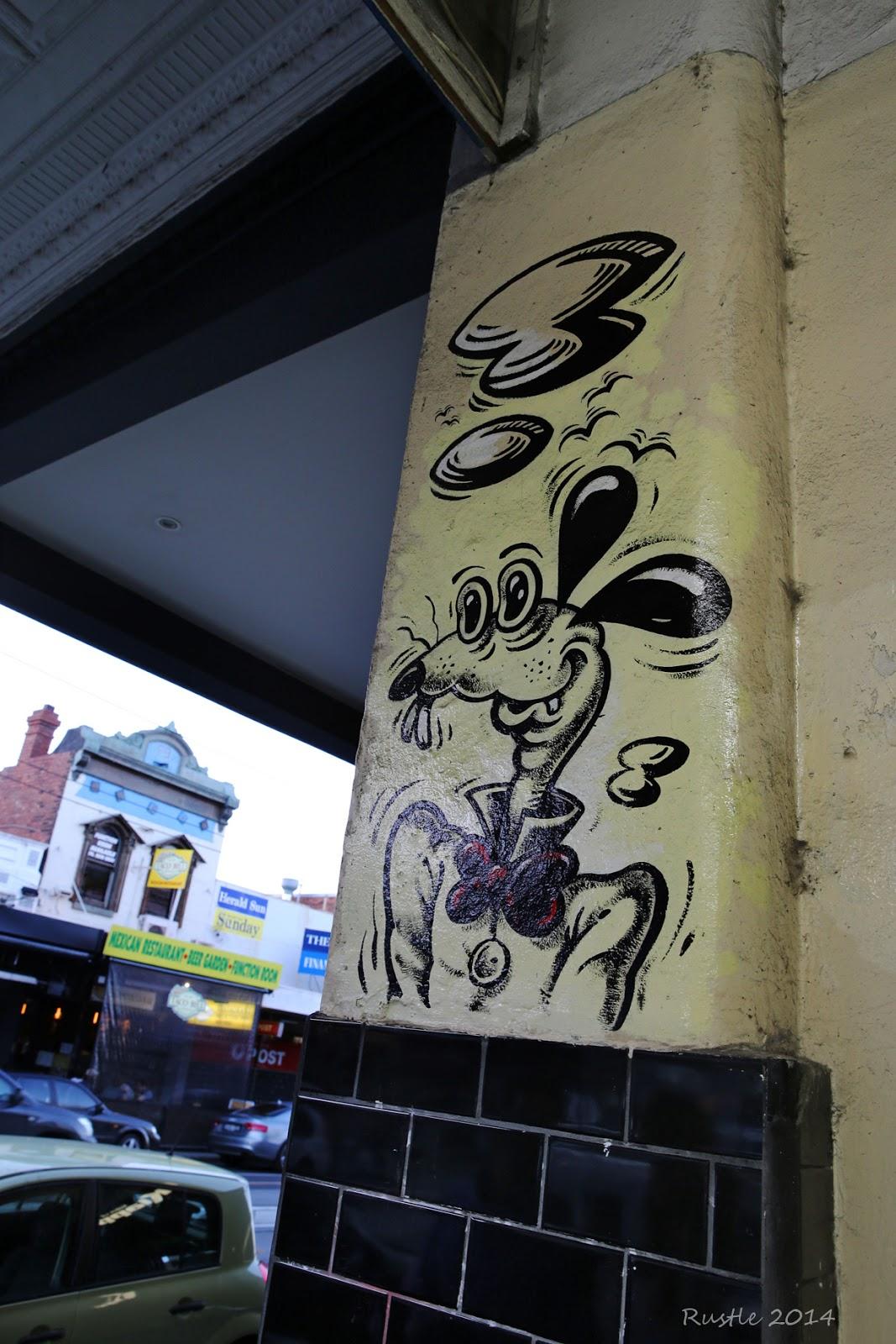 Old School Street Art