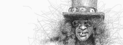 15-Dyslexia-Slash-Saul-Hudson-Guns-N-Roses-Malaysian-Artist-Vince-Low-Scribble-Dyslexia-www-designstack-co