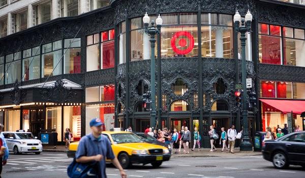 rede de lojas Target em Nova York