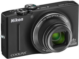 Nikon Coolpix S8200 Digital Camera Price and Review