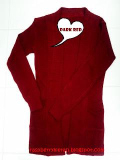 cardigan labuh muslimah, cardigan, cardigan murah, cardigan blogspot, long cardigan, long sleeve cardigan, red cardigan, cardigan sopan, cardigan online