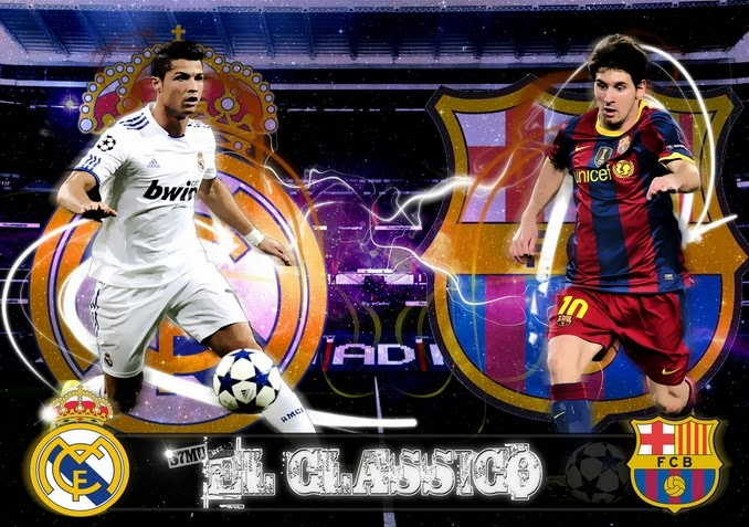 Cristiano VS Messi New HD Wallpapers 2014-2015