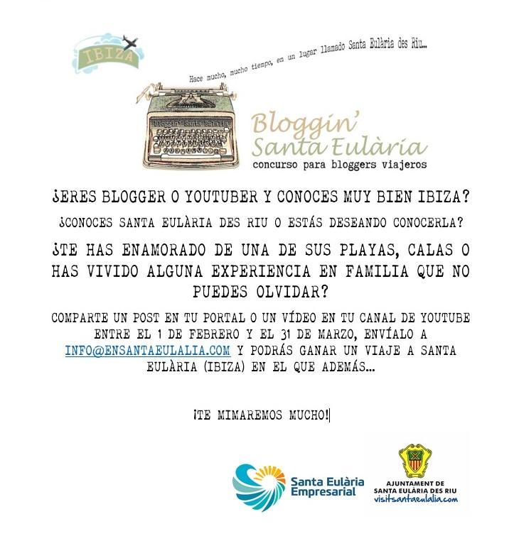 Bloggin' Santa Eulària