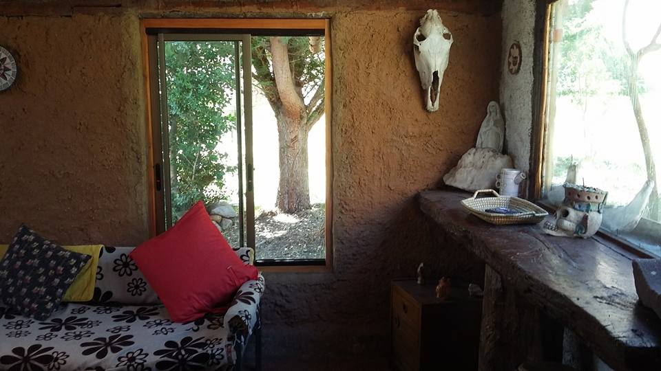 living , 2 sillones camas, tranquilidad maxima