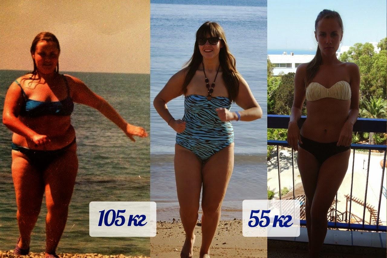 Как я похудела за год на 40