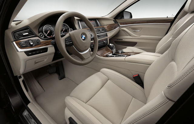 2015 BMW 5 Series GT Fuel Cell