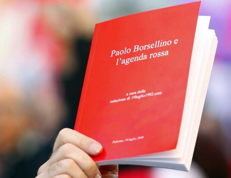 DOV'E' FINITA L'AGENDA ROSSA DI PAOLO BORSELLINO?
