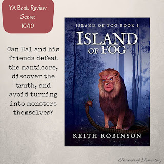 Island of Fog Book Review   Elements of Elementary