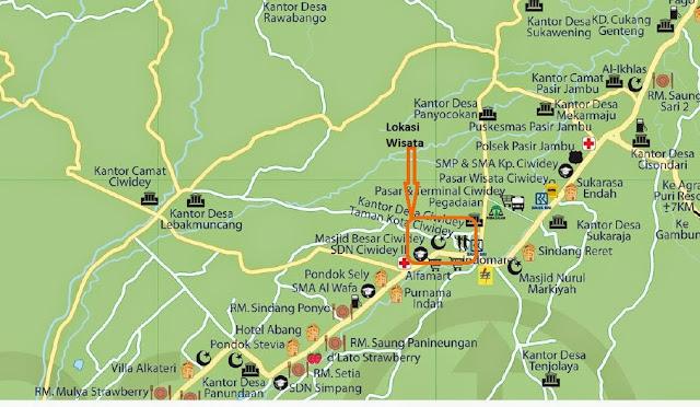 Kawah Putih Bandung Jawa Barat-Wisata Kawah Putih Bandung