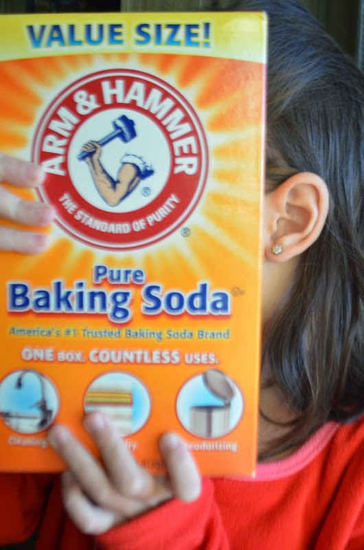 Who knew baking soda=healthy lobes? title=