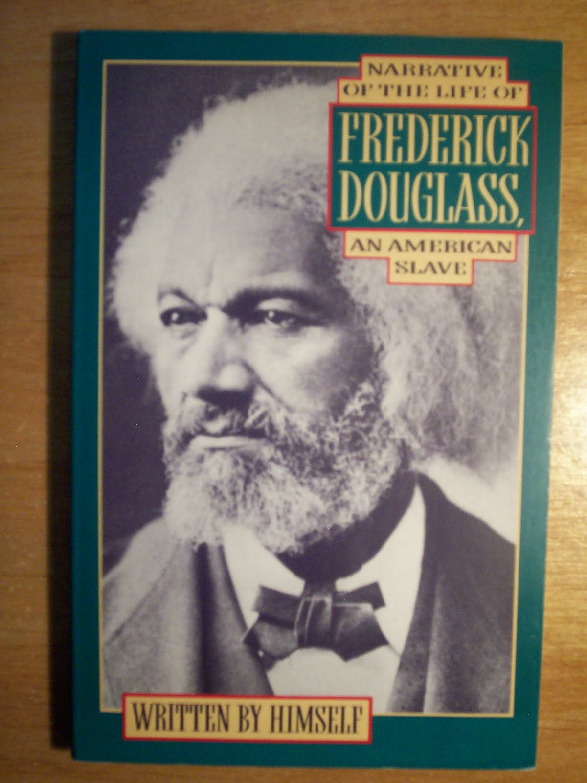 the life of frederick douglass Bibliography primary sources works by douglass 1845, narrative of the life of frederick douglass, an american slave, written by himself two modern editions are.