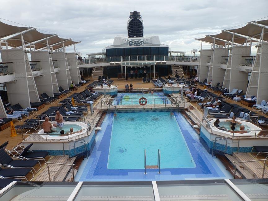 Celebrity Reflection deck plan | CruiseMapper