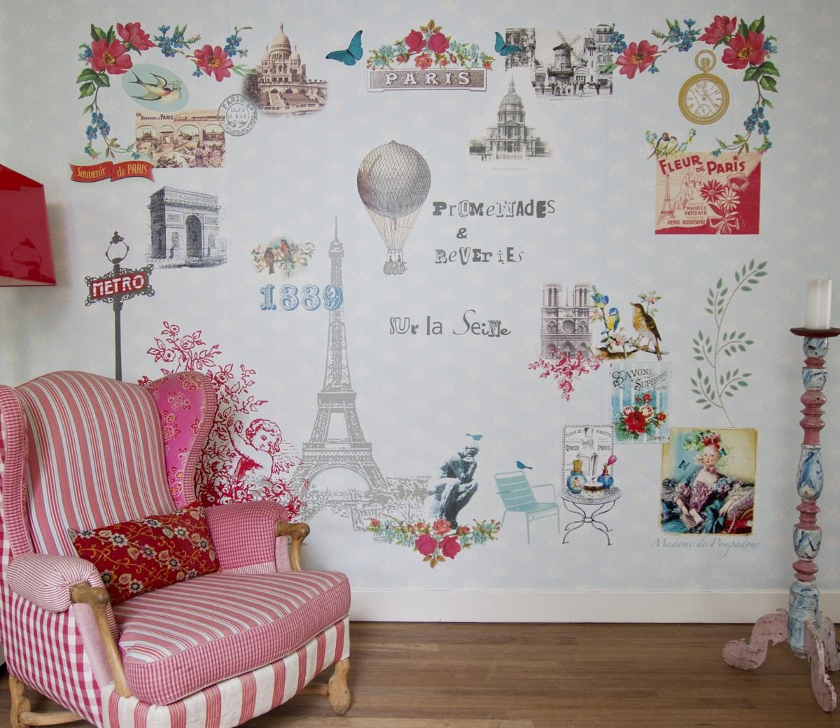 Bb the countrybaby blog ideas de decoraci n infantil for Murales dormitorios juveniles