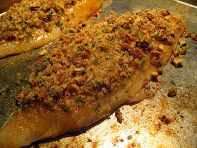 The Virtuous Wife: Cajun Pecan-Crusted Catfish Tutorial