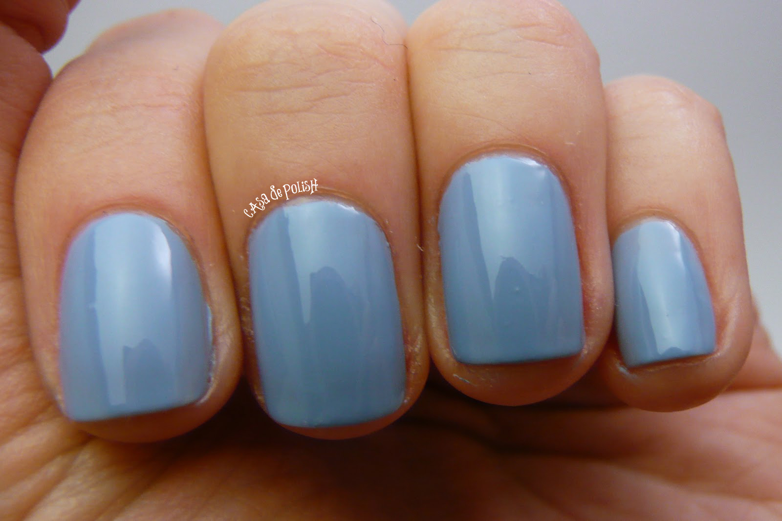 Casa de polish nail art nail off saran wrap nails tutorial but i did not heed the lessons of my first attempt and forgot to put a top coat on the base color i painted my nails the top color maybelline color show prinsesfo Images
