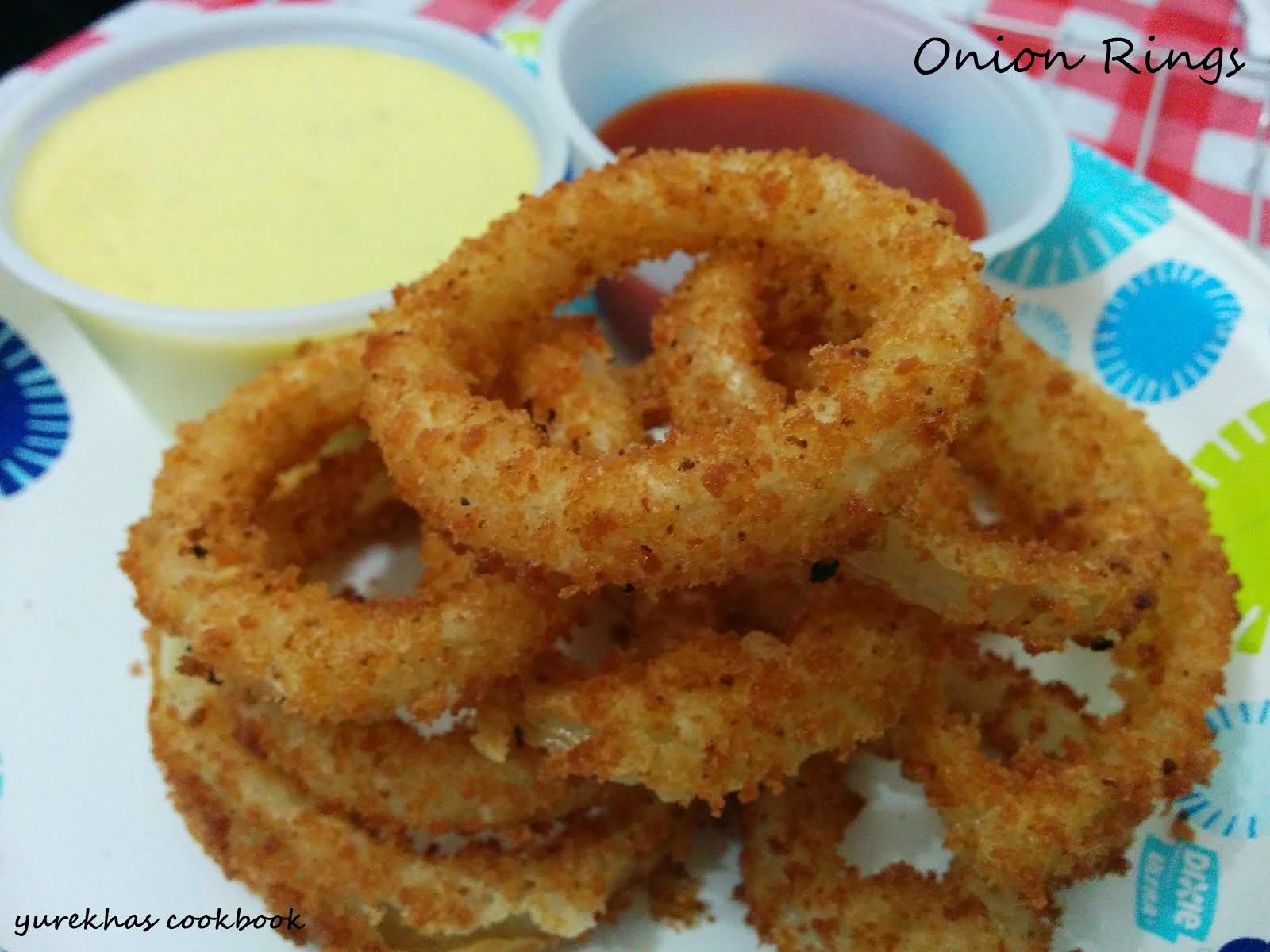 Onion rings!