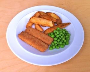 Vegan Fishless Fish Fingers