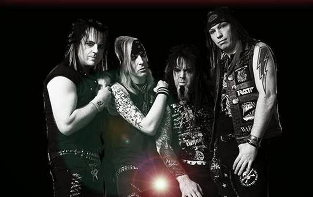 tigertailz - band