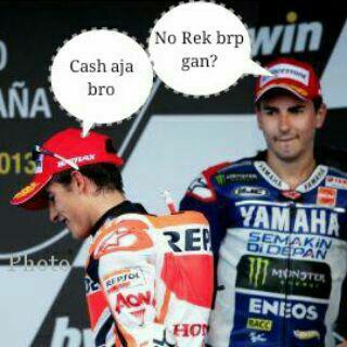 Kumpulan Meme Lorenzo - Marquez Bikin Ngakak