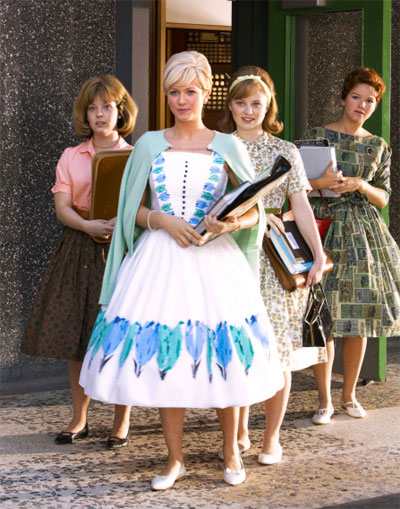Here you can see the cast members and their costume. They are wearing big and puffy dresses that have an underskirt attached to them because this is what ...  sc 1 st  Musical Theatre & Musical Theatre : Costume ideas for the performance