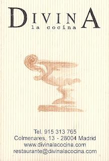 Restaurante Divina la Cocina - Logo