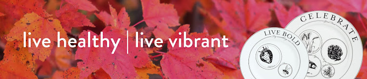 live healthy   live vibrant