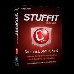 StuffIt Deluxe 2010