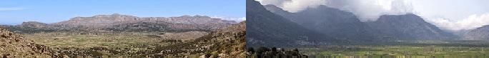 Τα 9 βουνά που αγκαλιάζουν το Οροπέδιο Λασιθίου