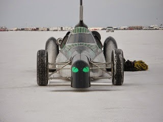 Local Couple fulfills a Long Time Wish at Bonneville Speed Week