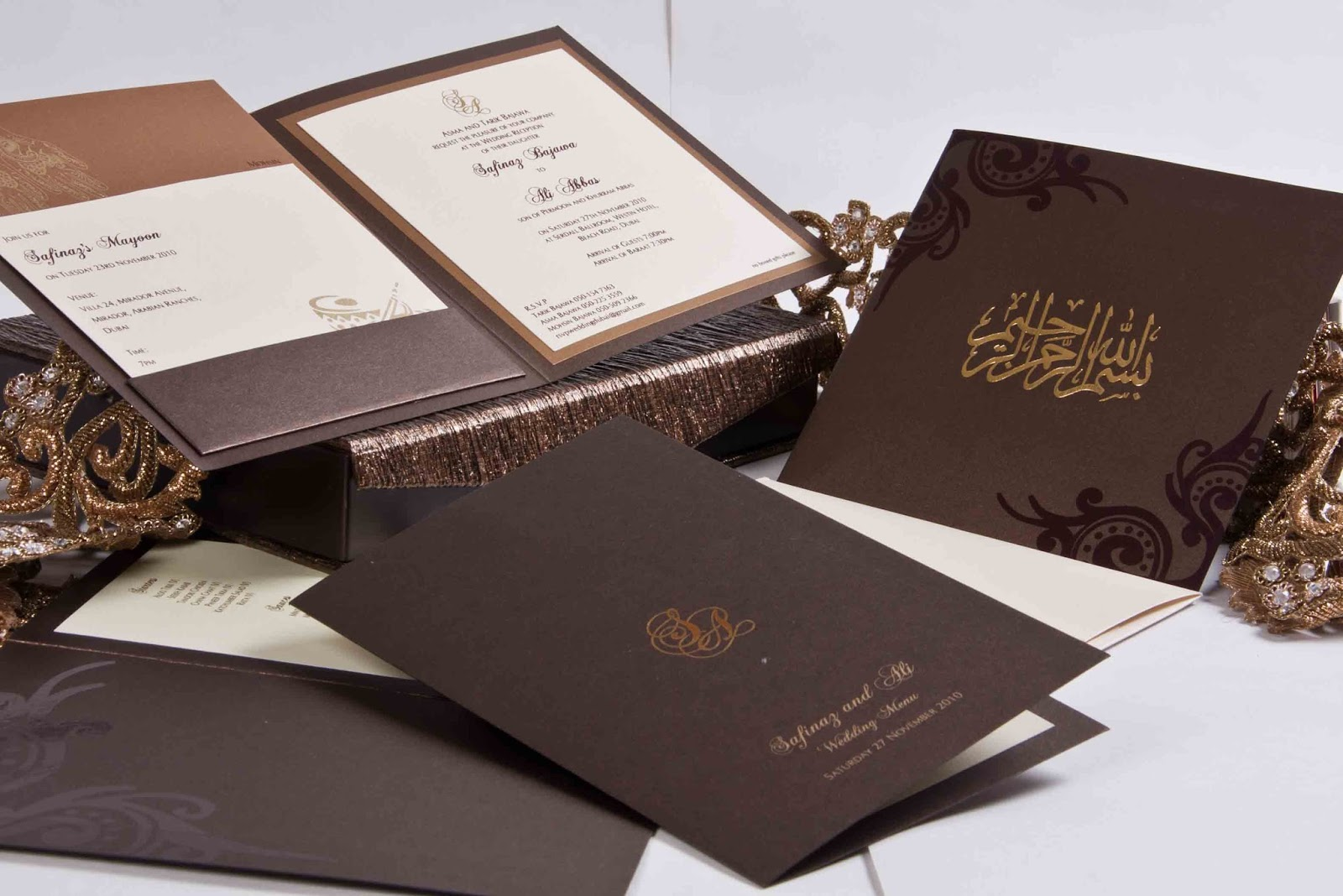 tp 82 - Pakistani Wedding Invitations