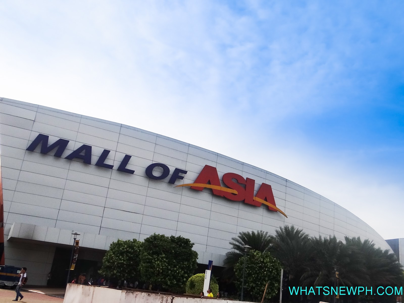 mall of asia map guide