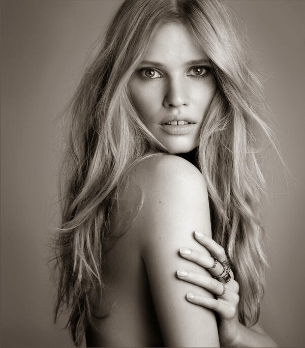 LARA STONE NEW FACE FOR LOREAL