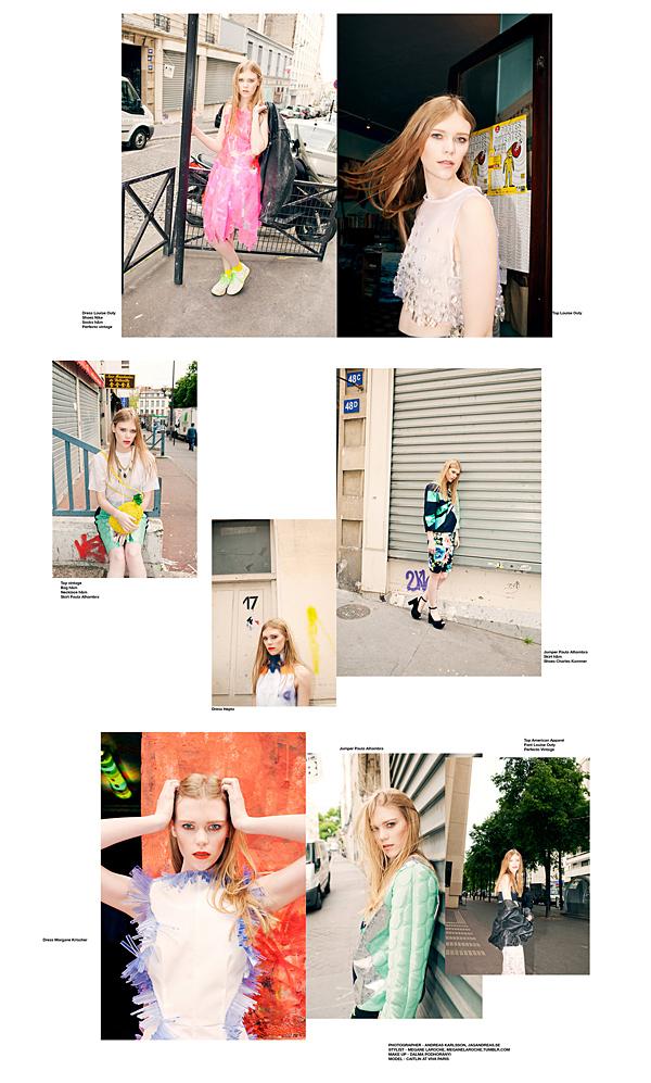 Caitlin Holleran - Cast Images Model - Cake Magazine