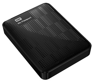 WD My Passport 1TB 2.5 by SANDYTACOM