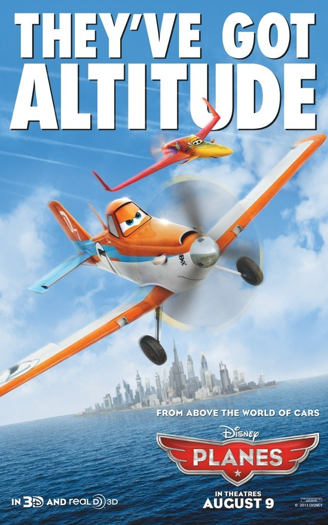 Disney Pixar Planes