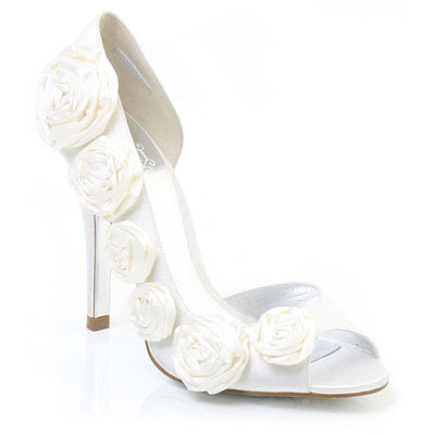Wedding Shoes Bridal on Bridal Shoes 2011