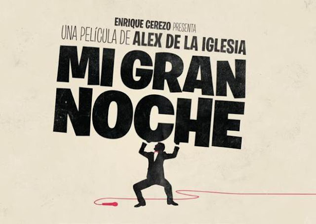 Tráiler de la comedia 'Mi gran noche' de Álex de la Iglesia