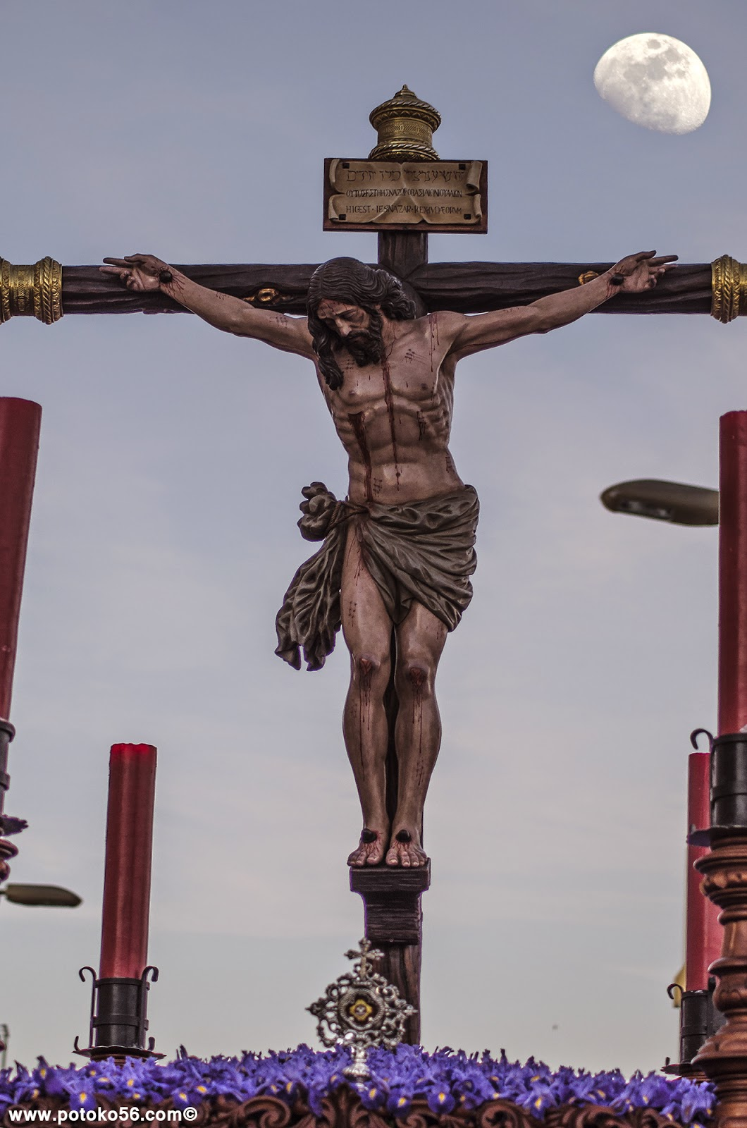 Lunes Santo Stmo. Cristo del Amor Semana Santa Roteña