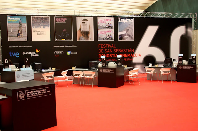 Donostia 2012: Día 8. Una perla en 7 cajas - Blog Festivales de cine