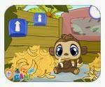 Game khỉ con ăn chuối
