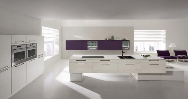 Casas minimalistas y modernas cocinas alemanas verso - Cocinas alemanas modernas ...