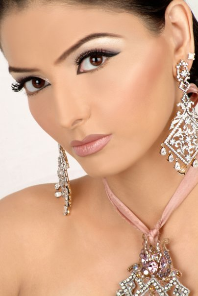 new look bridal makeup 2013