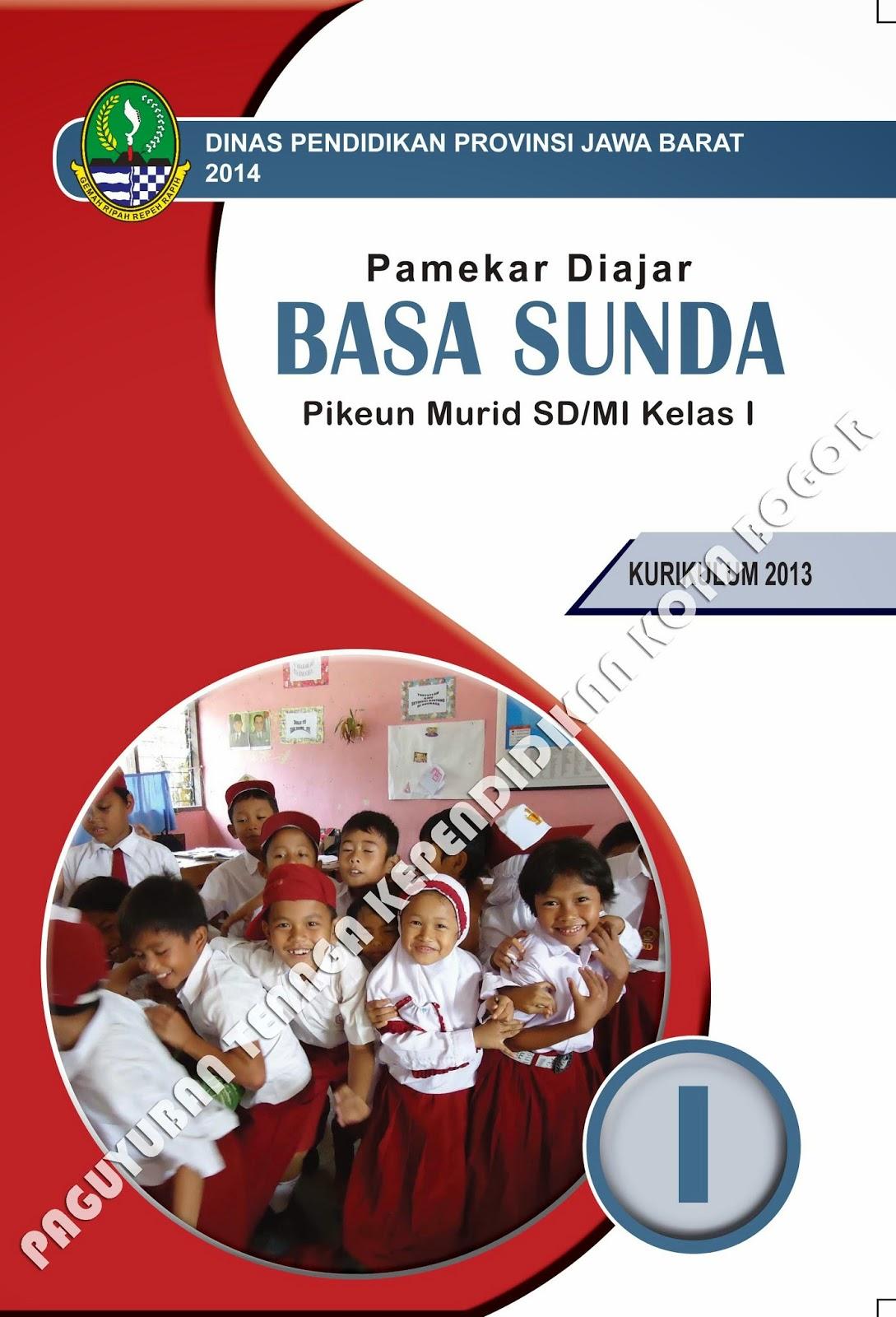 Buku Bahasa Sunda untuk Siswa SD kelas 1 - 6 dapat diunduh DISINI .