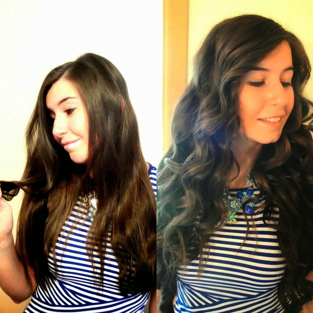 curling iron, curly hair, cute, glamous curls, hair, hair tutorial, how i do my hair, lots of curls, pretty curls, pretty hair, tutorial, wavy hair,